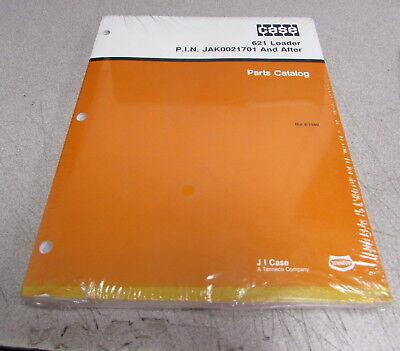 Case 621 Loader P.i.n. Jak0021701 After Parts Catalog Manual 1990 8-7040