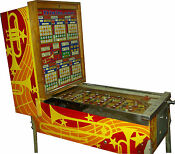 Bingo Pinball Machine
