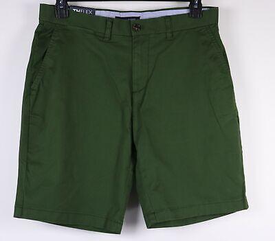 Tommy Hilfiger Olive Green (New Tommy Hilfiger Shorts Olive Green Mens The Flex  )