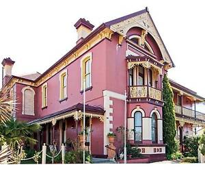 Stay in a Mansion - Stannum House Tenterfield - $99/double+breaky Tenterfield Tenterfield Area Preview