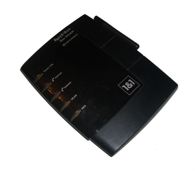 AVM Fritz!Box Fon WLAN 7141 Wireless Router                      *27