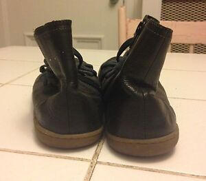 Quality Black Leather Ankle Boots by Camper Size 40 (9.5) Peterborough Peterborough Area image 4