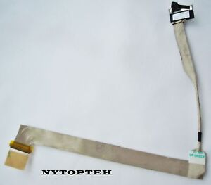 ORIG. Dell Inspiron 1545 Video LCD LED FLEX Cable R267J 0R267J 50.4AQ08.101 NEW