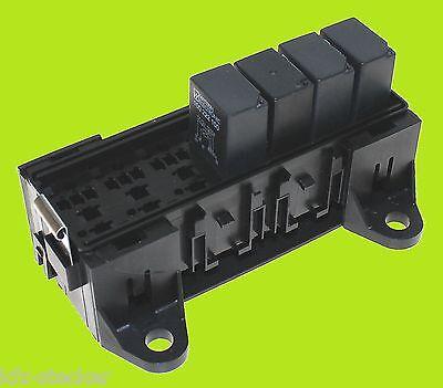 7 fach Sockel Kfz - Micro Relaissockel Relaisbox Fahrzeug Pkw Relaiskasten 705 ()