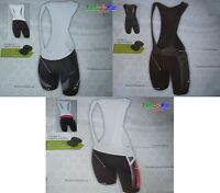 Hombre Pantalones Cortos De Bicicleta Rueda Culotte Pantalón Ciclista -  - ebay.es