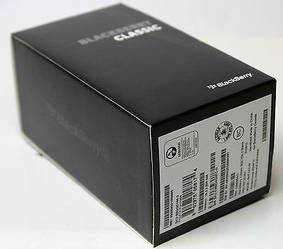 BlackBerry Classic 16GB Black (Verizon) Unlocked GSM Smartphone Brand New in Box