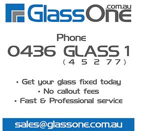 Professional Glass Repair Brisbane & Ipswich Ipswich Region Preview