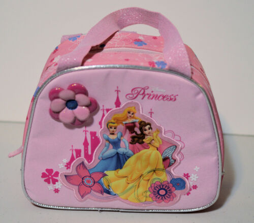 Disney Store Princess Insulated Lunch Bag Tote Pink