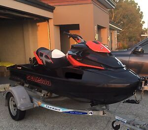 Seadoo 2011 RXTX260rs supercharged 3 seater low hours West Swan Swan Area Preview