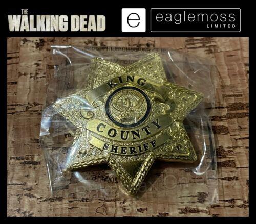 Eaglemoss The Walking Dead Official Rick Grimes Sheriff