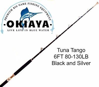 OKIAYA COMPOSIT 6FT 80-130LB