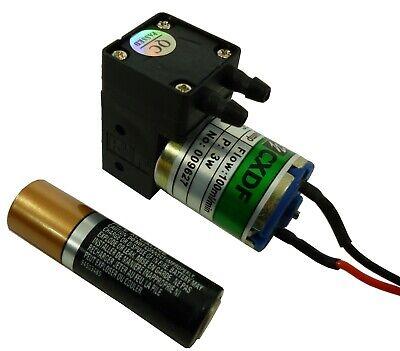 Self Priming Membrane Diaphragm Micro Water Ink Pump 24 Volt 100 Mlmin Mmhy1024