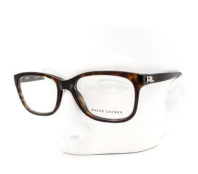Ralph Lauren RL 6102 5003 Eyeglasses Frames Glasses Brown Tortoise  51mm