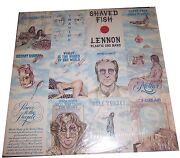 John Lennon Shaved Fish LP
