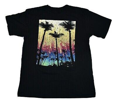Mens Walnut & 39th Tropical Scene With Palm Trees Big & Tall Shirt New Pick -