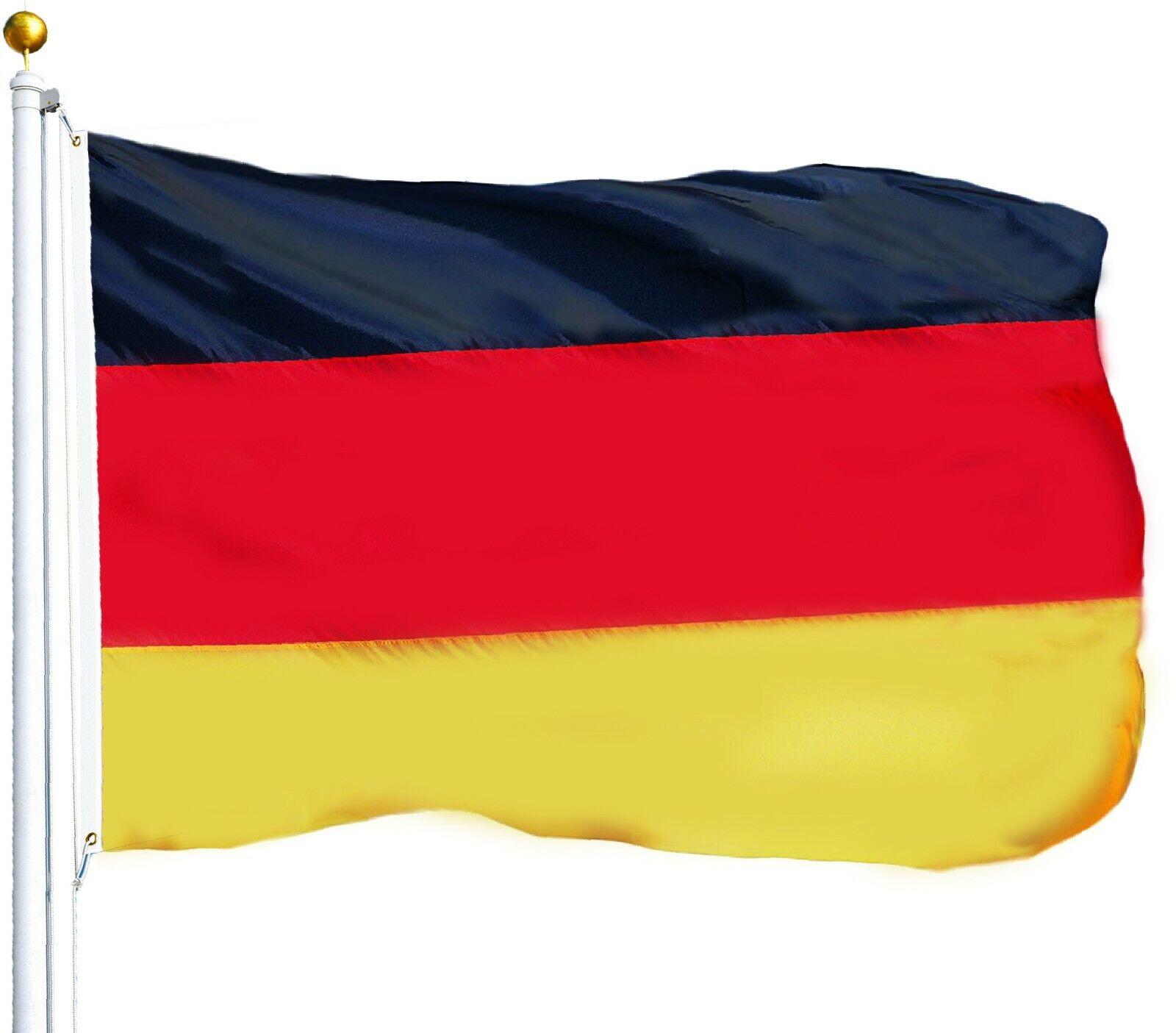 3x5 Germany Flag German Country Banner Deutschland Pennant N