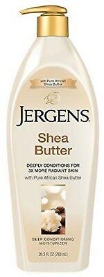 Jergens Shea Butter Deep Conditioning Moisturizer, 26.5 Ounc