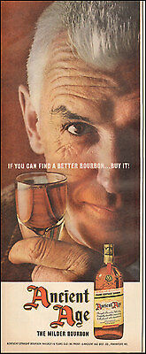 1958 Vintage ad for Ancient Age Straight Kentucky Bourbon(103116)