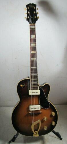 Vintage Original 1954 Guild Aristocrat M-75 Electric Guitar W/OHSC USA 1st Year
