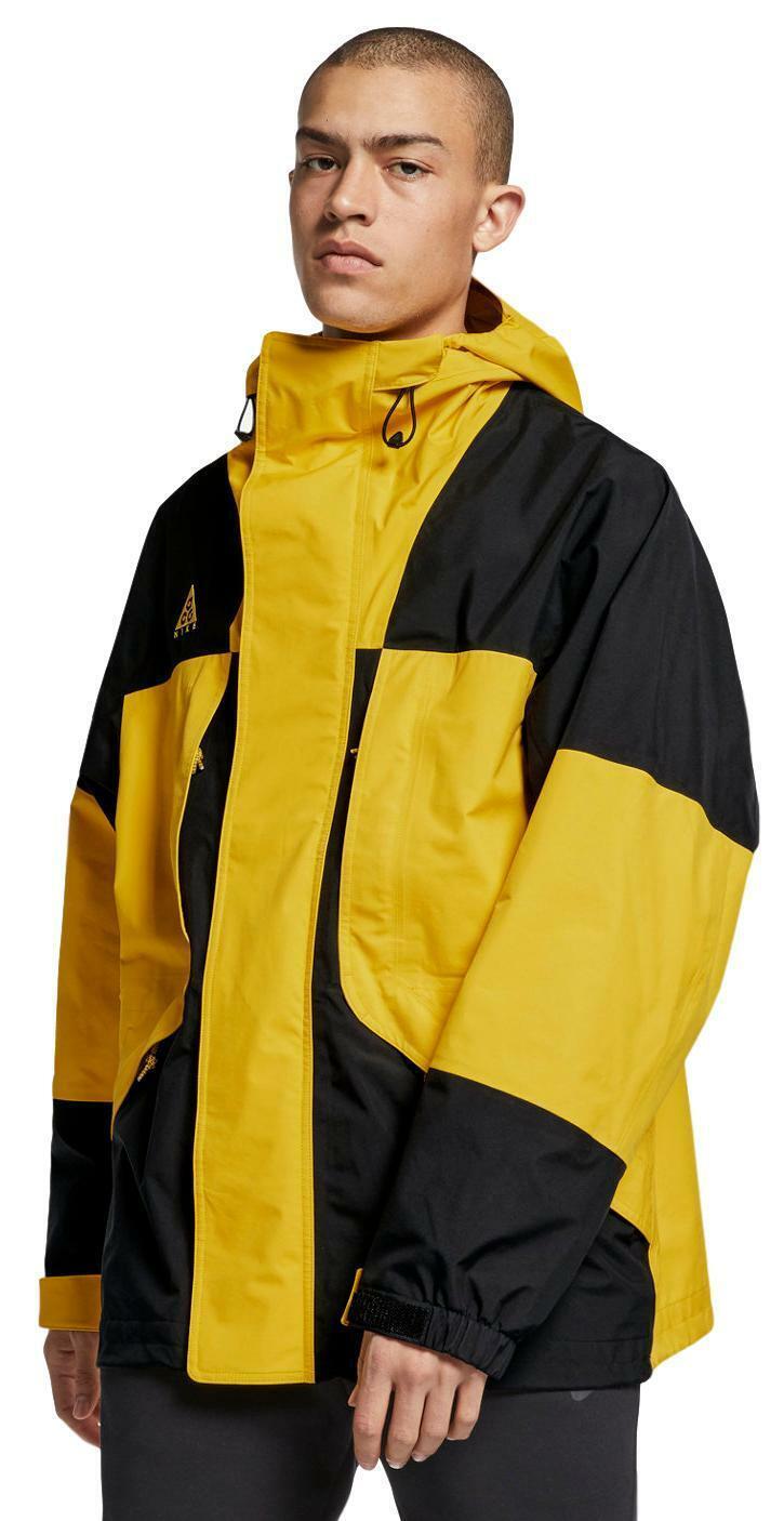 Nike ACG GORE-TEX Full Zip Hooded Waterproof Jacket Size 2XL