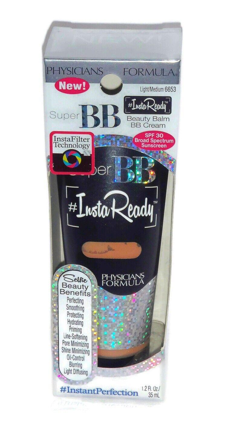 Physicians Formula Super BB #InstaReady Beauty Balm BB Cream