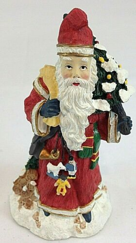 Vintage 1995 The International Santa Claus Collection Weihnachtsmann Germany Fig
