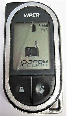Keyless remote control fob RPN 7752V transmitter phob Viper EZSDEI7752 2-WAY