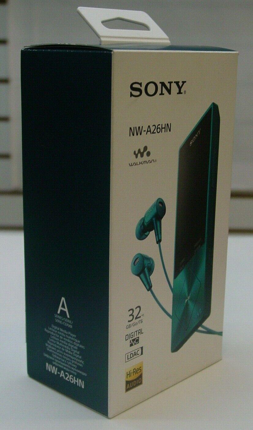 Sony NWA26HN 32GB Hi-Res Walkman Digital Music Player with