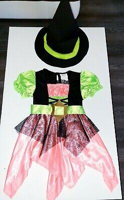 Kostüm kind kleid 104...kleine - Kind Hexer Kostüme