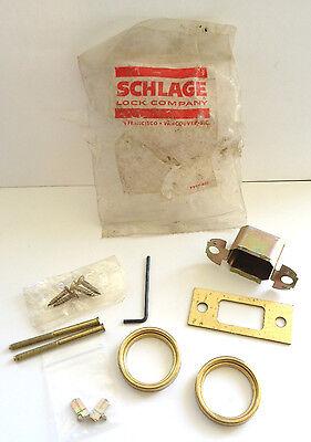 Schlage Door Hardware parts NOS