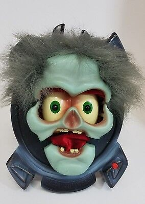 VTG Gemmy Halloween Screamer Greeter Table Hanging Lighted Animated Monster - Halloween Greeter