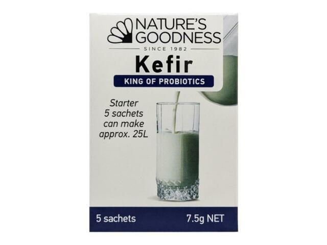 Nature's Goodness Kefir Turkish Yoghurt Starter 5-Pack (Carton of 5)
