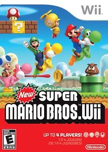 Looking for Super Mario Bros for Wii