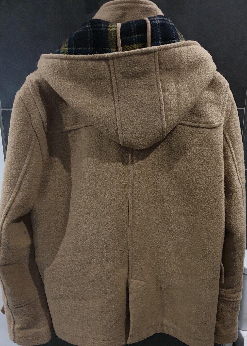 Manteau duffle-coat asos beige t.m