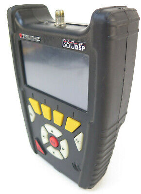 Trilithic 360dsp Cable Meter - 360 Dsp For Parts Repair