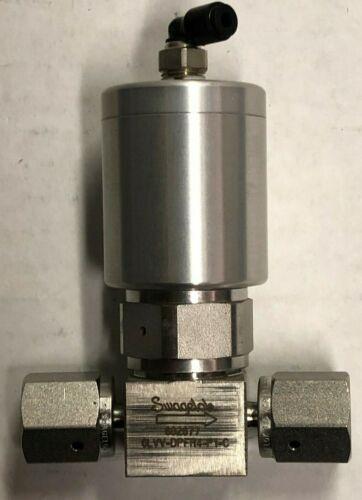 Diaphragm  valve Swagelok 6LVV-DPFR4-P1-C