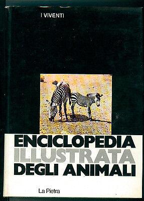 STANEK V. J. ENCICLOPEDIA ILLUSTRATA DEGLI ANIMALI LA PIETRA 1971
