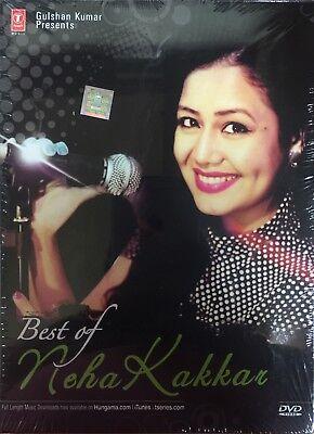 BEST OF NEHA KAKKAR ORIGINAL BOLLYWOOD SONGS DVD REGION