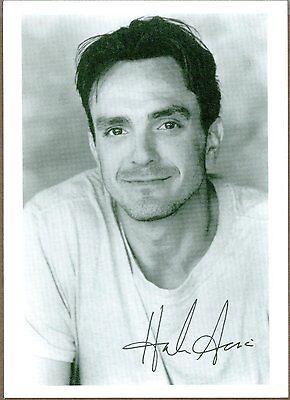 "Hank Azaria, Actor, Signed 5"" x 7"" Black & White Photo, (Preprint)"