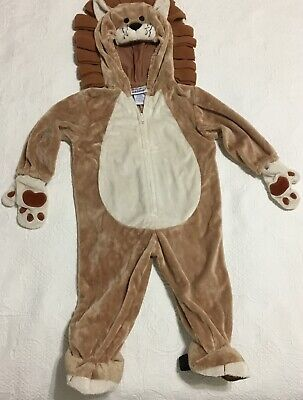 Infant Baby Boy/ Girl Miniwear Lion Halloween Costume  18 Mo. One Piece](Lion Halloween Costume)