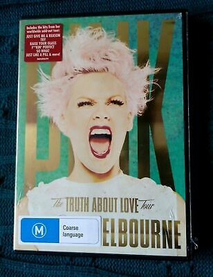 P!nk - Pink - The Truth About Love Tour: Live From Melbourne (2013)  DVD  NEW