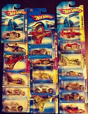 LOT of (3) Random Hot Wheels