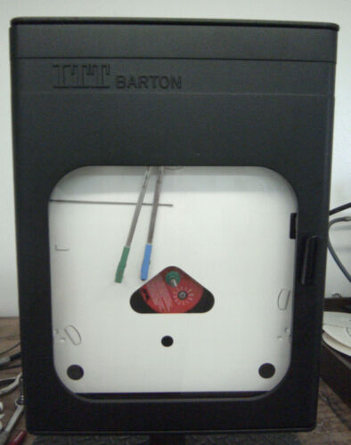 ITT Barton Chart Recorder Built To Your Specifications - Differential Pressure