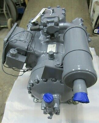 Carlyle H06e6265360 Carrier Chiller Semi-hermetic Compressor 208 - 230 460 Vac
