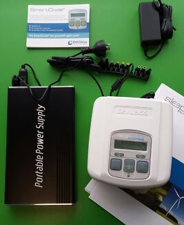 New Devilbiss Automatic CPAP Machine with Mask and CPAP Battery City North Canberra Preview