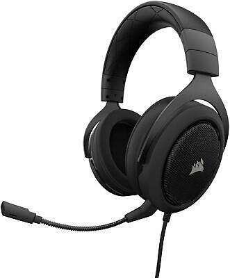 CORSAIR HS60 7.1 Virtual Surround Sound PC Gaming Headset w/