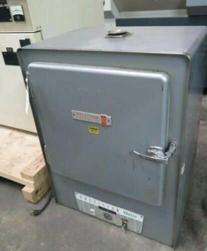 Precision Thelco 18 200 Deg. C Electric Lab Oven s/n 12-T-3