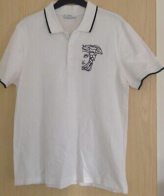 Men's XL Versace Polo Shirt