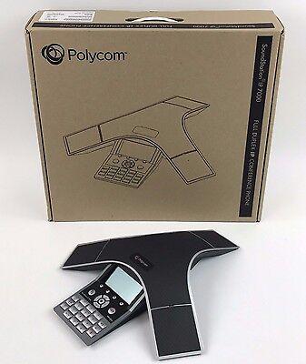 Polycom Soundstation Ip 7000 - 2200-40000-001 - Conference Phone Poe - New Bulk
