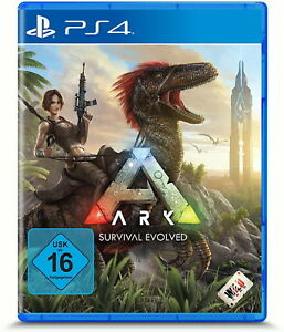 ARK Survival Evolved | PS4 | NEU & OVP | UNCUT | Blitzversand